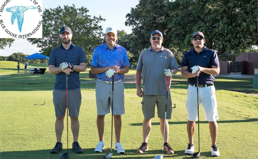 13th Annual Blue Goose Golf Tournament Sponsorship