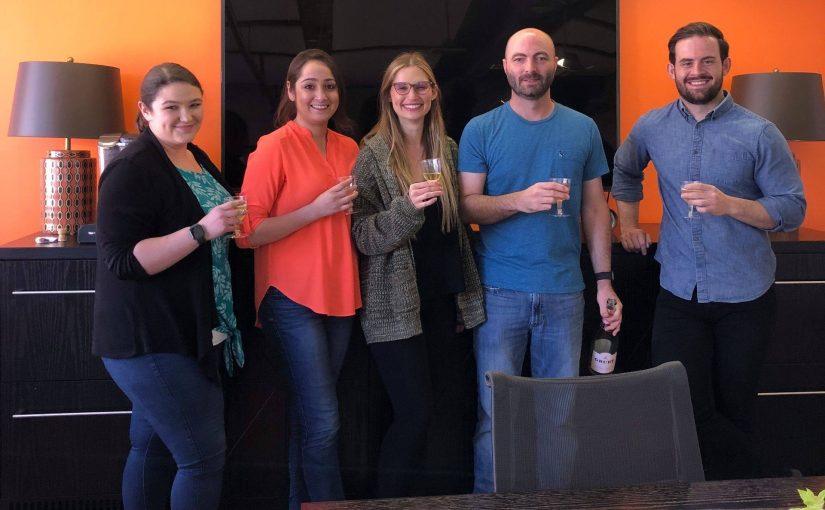 New Client: 50th Case Celebration